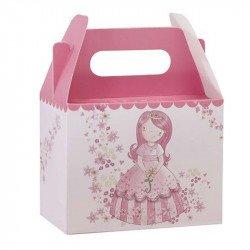 Boîtes à cadeaux Princesse au Carrosse (x5)