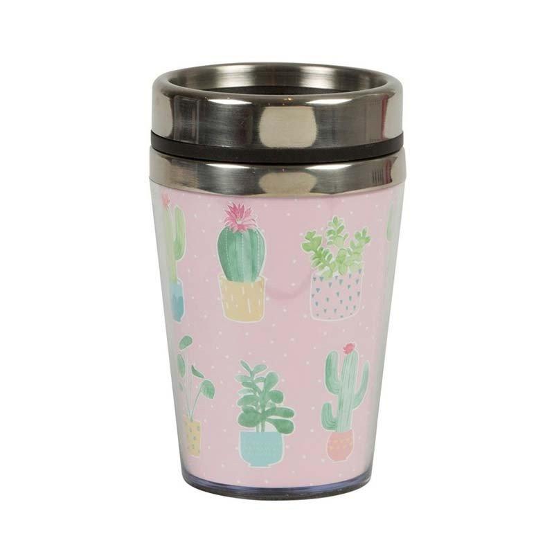 Mug pastel cactus