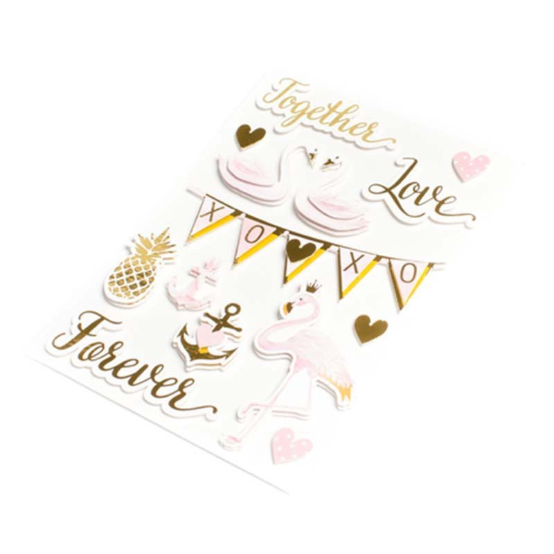 Stickers amour (x14)