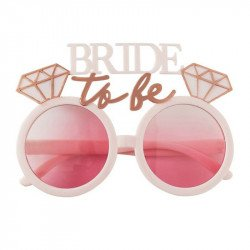 Lunette de soleil Bride to Be hen party