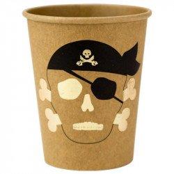 Gobelets Pirate (x8)