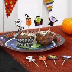 20 pics à gâteau Halloween