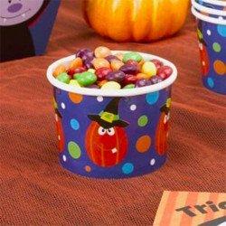 8 pots Halloween