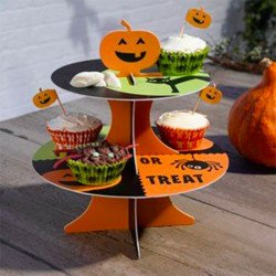 Support à gâteaux Halloween - à l'unité