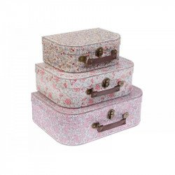Valises liberty (x3)