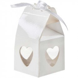 Boîtes Cœur (x4)