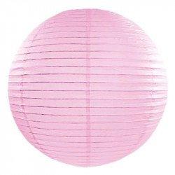 Lampion en papier - Rose pastel
