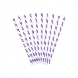 Pailles à Rayures (x30)