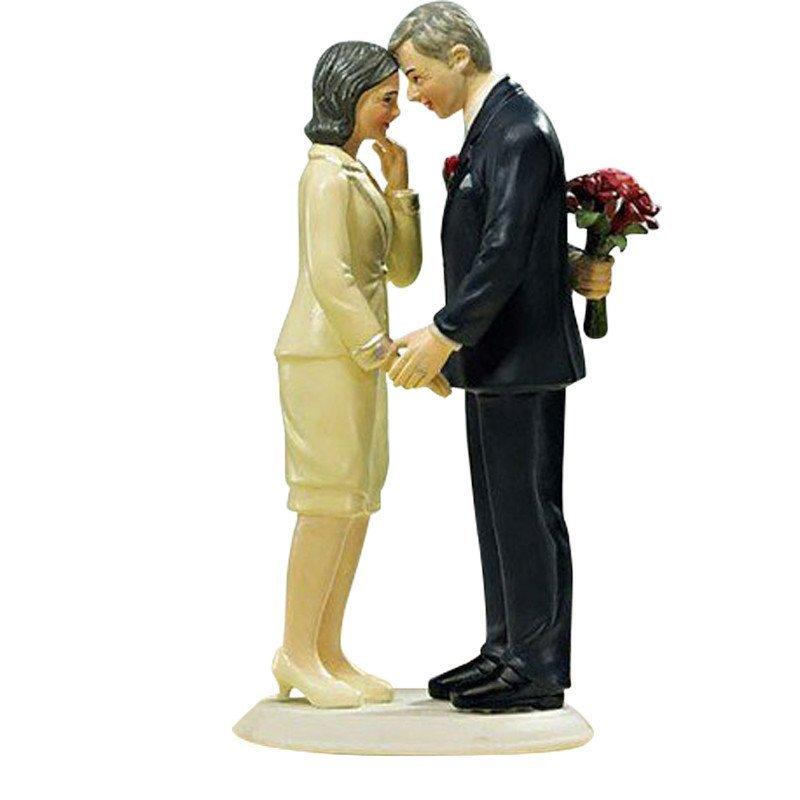 "Figurine pièce montée ""still in love"""