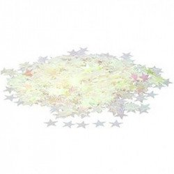 Confettis Etoile irisé