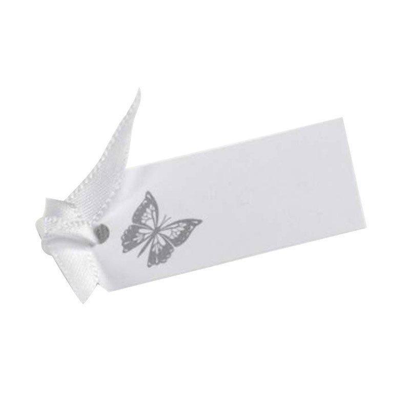 Etiquettes Papillon (x10)