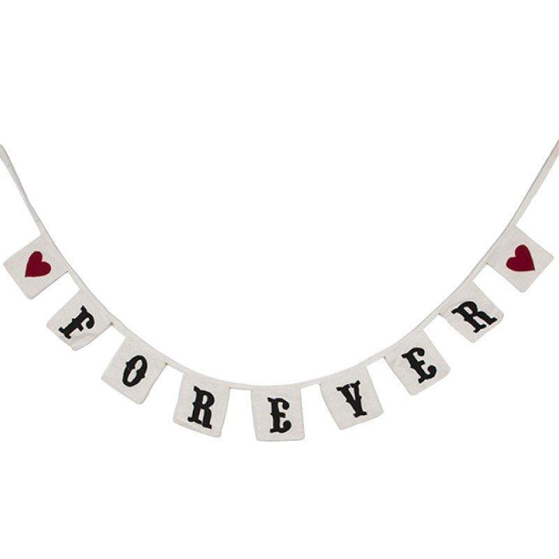 "Banderole ""Forever"" - 5 mètres"