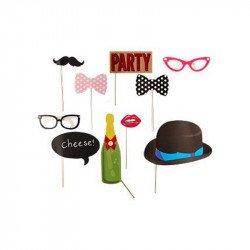 accessoires photobooth anniversaire & fetes