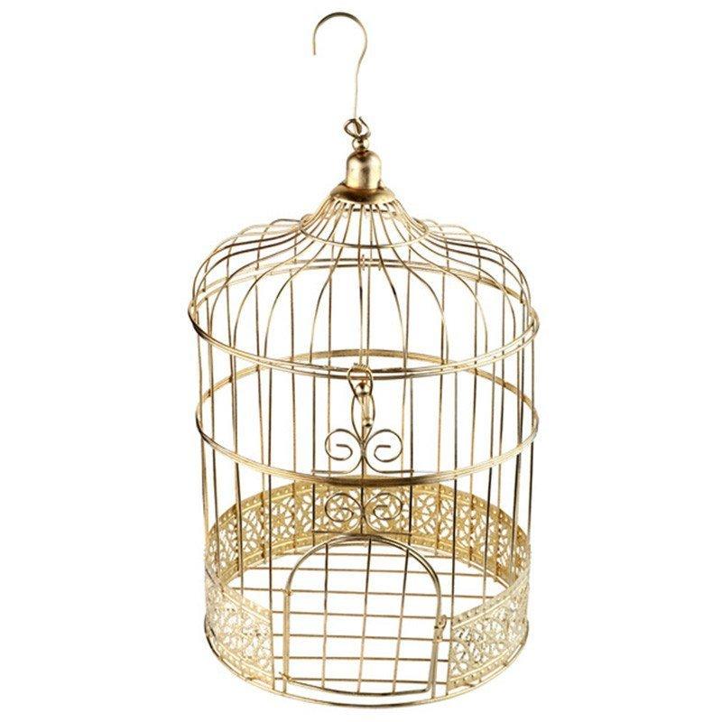 Cage à oiseaux Gold