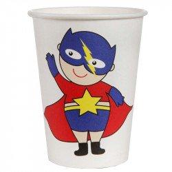 Gobelets Super héros (x10)