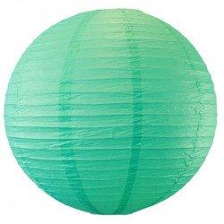 Lampion en papier - Vert