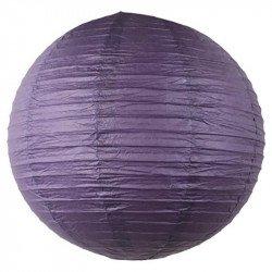 Lampion en papier - Violet