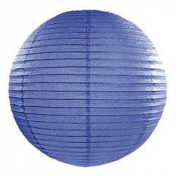 Lampion en papier - Bleu