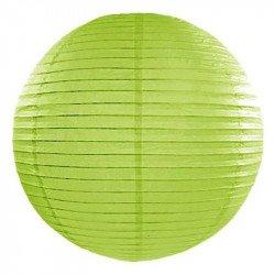 Lampion en papier - Vert pomme