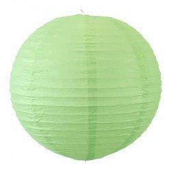 Lampion en papier - Vert clair