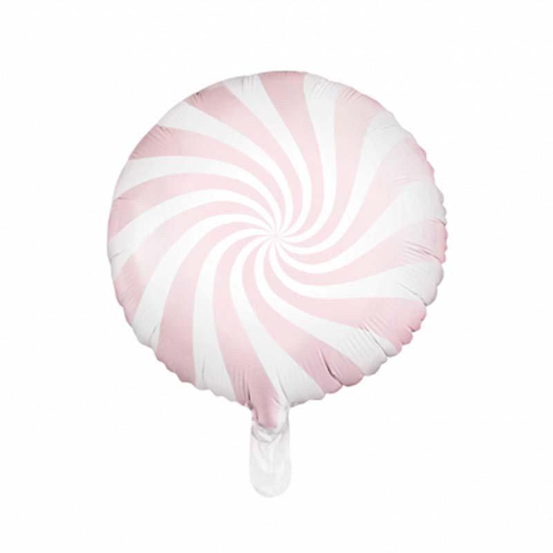 """Ballon """"Bonbon"""" rose 45 cm"""