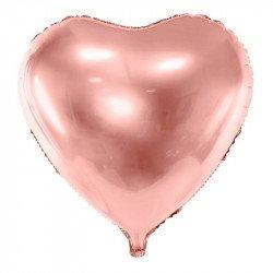 Ballon mylar Coeur - 45 cm