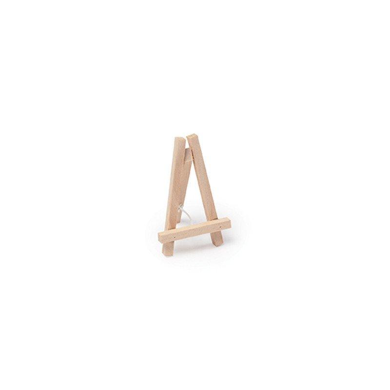 Chevalet en bois - 10 cm