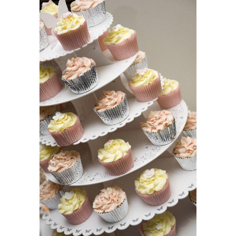 Présentoir à cupcakes 6 étages