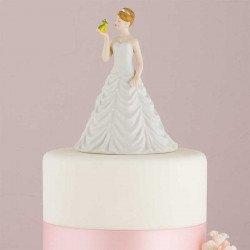 Figurine mariée au prince charmant
