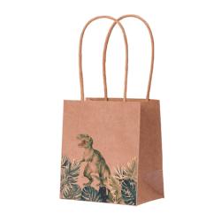 Sacs Cadeaux Dinosaure (x4)