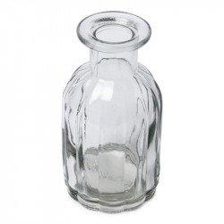 Vase Bohème verre 14 cm