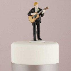 Figurine Love Sérénade à la guitare
