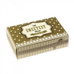 Boîtes à dragées Vintage (x10)