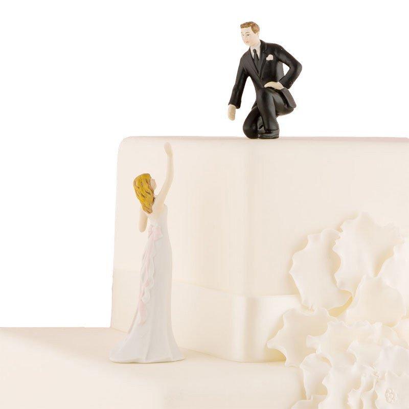 Figurine Le marié tendant la main