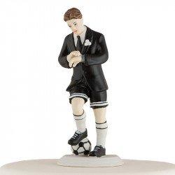 Figurine Le Marié Joueur de foot