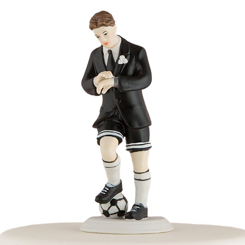 Figurine joueur de foot (x1)
