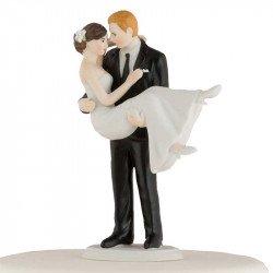 Figurine Porté Romantique