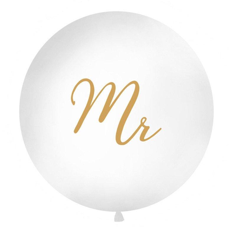"""Ballon Géant """"Mr"""" - 1M"""