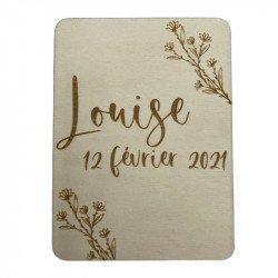 Cartes Étapes Collection Louise (x16)