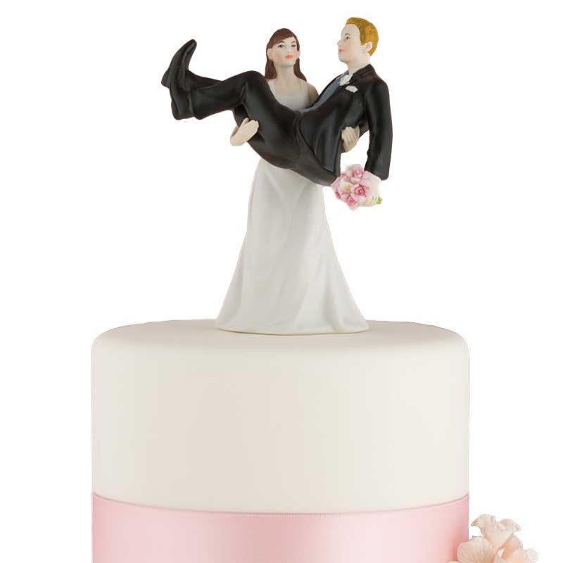 Figurine la mariée autoritaire