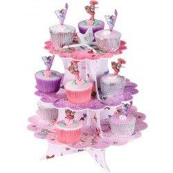 test altseoStand à gâteau - à l'unitéDécoration anniversaire par thème