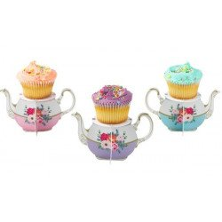 Support à cupcake tasse à thé