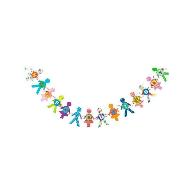 test altseoBanderole enfants - à l'unitéDécoration