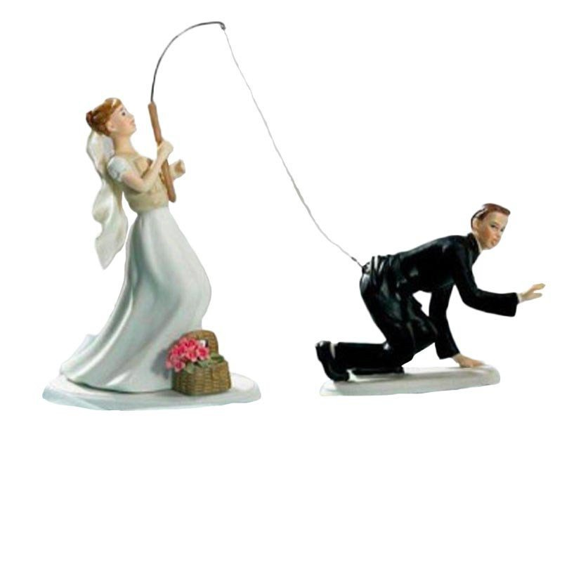 Figurine à la pêche (x1)