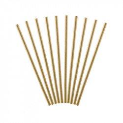Pailles kraft (x10)