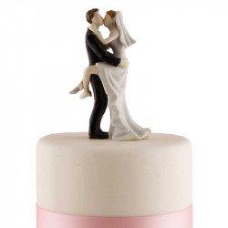 Figurine Couple Passionnel