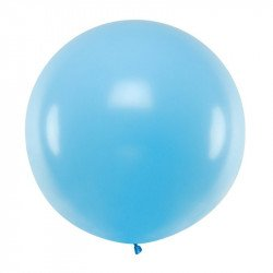 Ballon Rond XXL Pastel - 1M