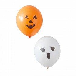 Ballons Halloween (x10)