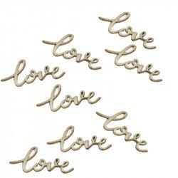 Confettis LOVE
