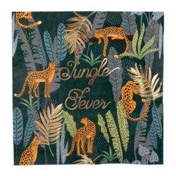 Serviettes Jungle (x16)